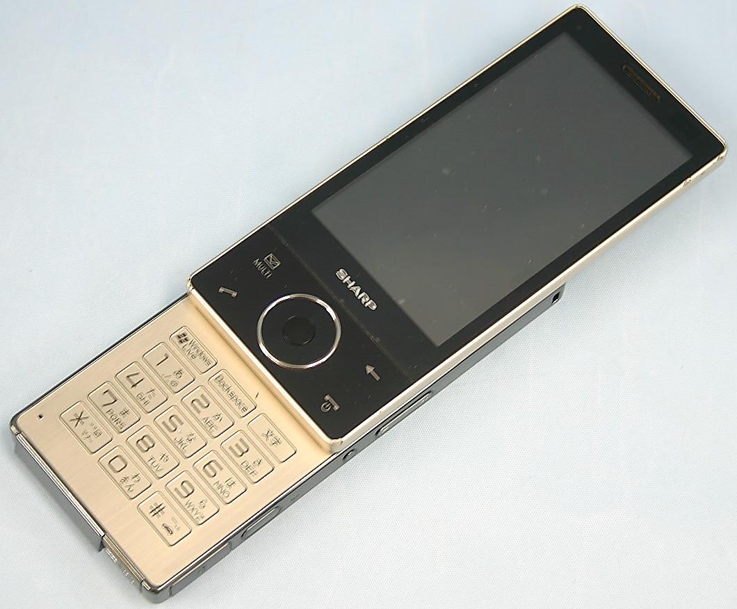 WILLCOM 携帯電話 WS027SH
