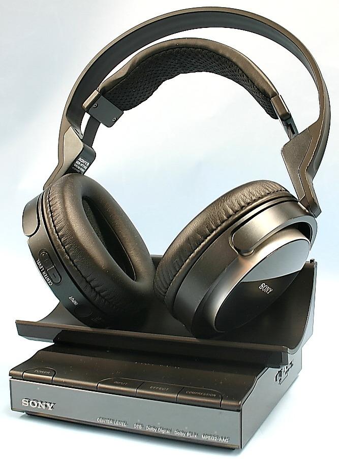 SONY サラウンドヘッドホン MDR-DS7100
