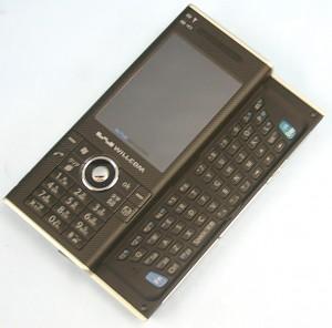 WILLCOM 携帯電話 WS007SH