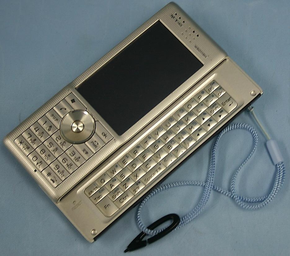 WILLCOM 携帯電話 WS011SH