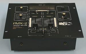 MELOS DJミキサー PMX-2