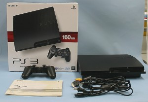 SONY PS3本体 160GB