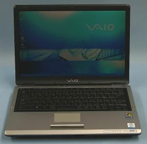 SONY ノートパソコン VGN-S93S