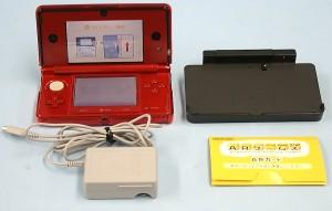Nintendo 3DS本体 CTR-001