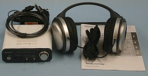 SONY ヘッドフォン MDR-DS1000
