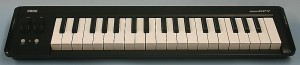 KORG MIDIキーボード microKEY