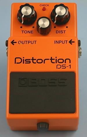 BOSS ディストーション DS-1