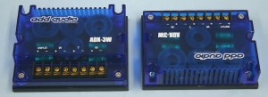 add audio クロスオーバーネットワーク ADX-3W