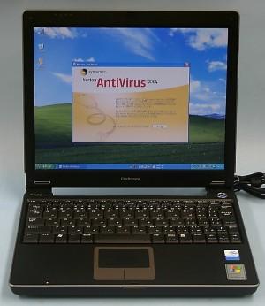 EPSON ノートパソコン Endeavor NT331