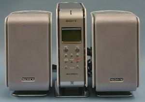 SONY ミニコンポ LAM-Z05