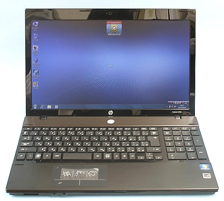 hp ノートパソコン ProBook 4525S