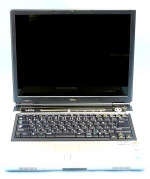 NEC ノートパソコン PC-LL900DD3E