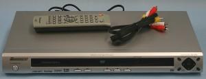 Pioneer DVDプレーヤー DV-484