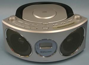Emerson CDラジカセ PD6810