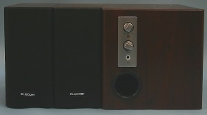 ELECOM 2.1chスピーカー MS-85CH