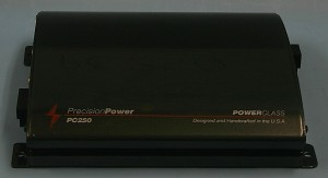 Precision Power カーアンプ PC250