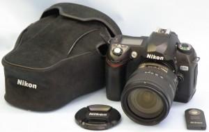 Nikon デジタル一眼カメラ+レンズ D70+AF-S DX 18-70/3.5-4.5g ED