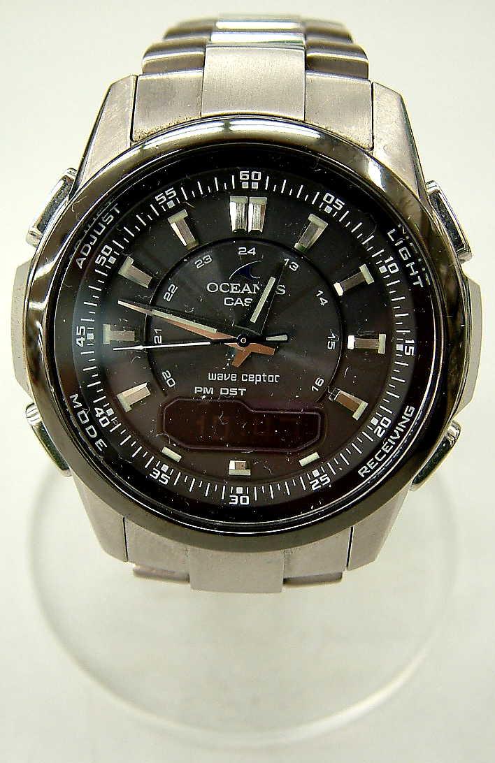 CASIO 腕時計 OCEANUS