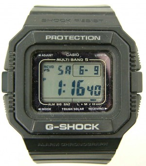 CASIO 腕時計 G-SHOCK GW-5500