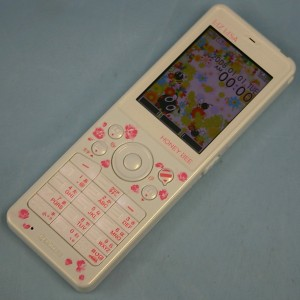 WILLCOM 携帯電話 WX334K
