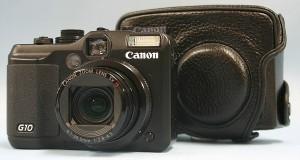 Canon デジタルカメラ PowerShot G10