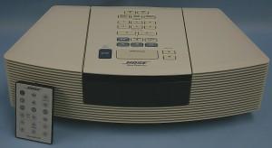 BOSE CDシステム Wave radio/CD
