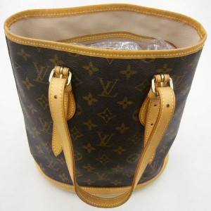 LOUIS VUITTON バケット M42236