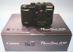 Canon デジタルカメラ Power Shot G10