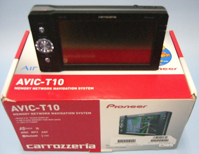 carrozzeria カーナビ AVIC-T10