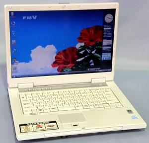 富士通 ノートパソコン FMV NF50W