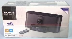 SONY オーディオシステム RDP-NW1