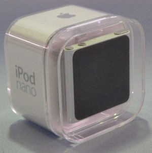 Apple iPod nano MC526J/A