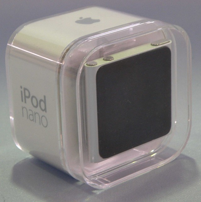 Apple iPod nano MC526J/A