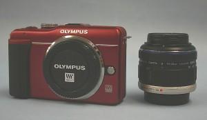 OLYMPUS デジタルカメラ レンズキット E-PL1S
