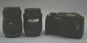 OLYMPUS+SIGMA デジタルカメラレンズセット