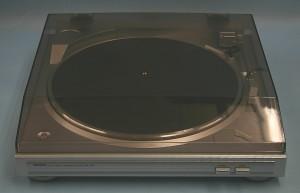 DENON レコードプレーヤー DP-29F