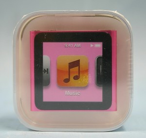Apple iPod nano 6th 8GB MC692J/A