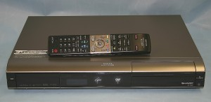 SHARP HDD/DVDレコーダー DV-AC82