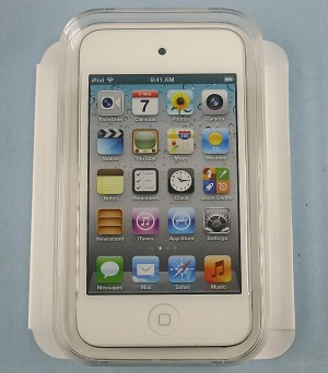 Apple i Pod Touch 8GB MD057J/A