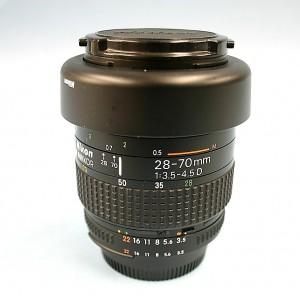 Nikon レンズ 28-70mm 1:3.5-4.5D