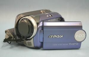 Victor HDDビデオカメラ GZ-MG47