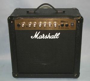 Marshall ギターアンプ MG15CDR