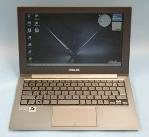 ASUS ノートパソコン UX21E-KX128