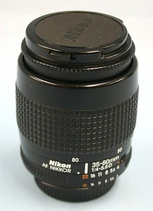 Nikon レンズ AF NIKKOR 35-80mm 1:4-5.6D