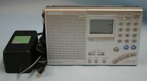 SONY ラジオ ICF-SW7600GR