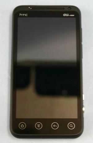 HTC 携帯電話 ISW12HT