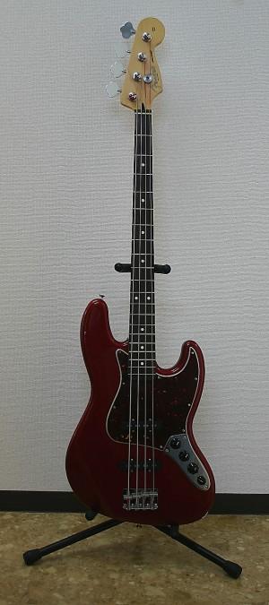 Fender Mex エレキベース Deluxe Active Jazz Bass