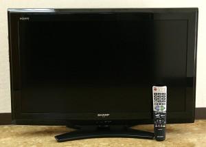 SHARP 液晶テレビ AQUOS LC-32E9