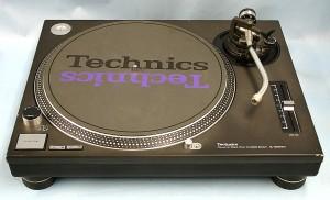 Technics レコードプレーヤー SL-1200MK3