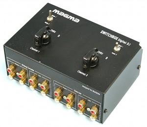 Magma スイッチボックス Digital DJ